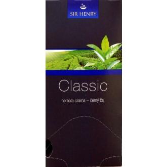 Čaj - SIR HENRY čaj balený classic 25 sáčků
