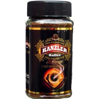 Instantní káva - Káva instantní Kanzler Melange rozpustná 200g
