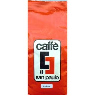 Zrnková káva - Sanpaulo Caffé Red káva zrnková 500 g