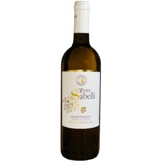 Víno - Víno bílé italské Chardonnay Terre Sabelli 075l