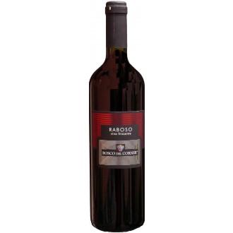 Víno - Víno šumivé italské Raboso frizzante I.G.T. BOSCO DEL CORNER 0,75l