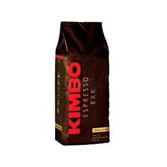Zrnková káva - Kimbo Extra Cream káva zrnková 1000 g