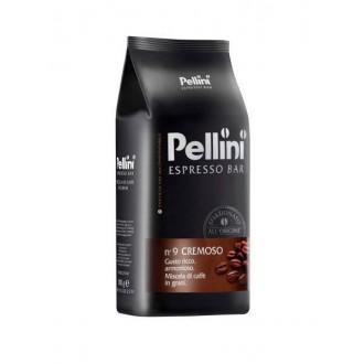 Zrnková káva - Pellini Espresso Bar No.9 Cremoso káva zrnková 1000 g