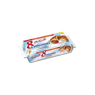 Sladké pečivo - Croissant plněný kakaovým krémem ANTONELLI 8 x 50g