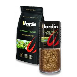 Instantní káva - Káva instantní Jardin Guatemala Atitlan rozpustná 95 g