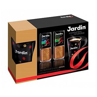 Instantní káva - Káva instantní Jardin Dárková sada 2x95g rozpustná & hrnek