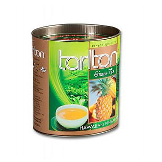 Čaj - TARLTON Green Pineapple dóza 100 g