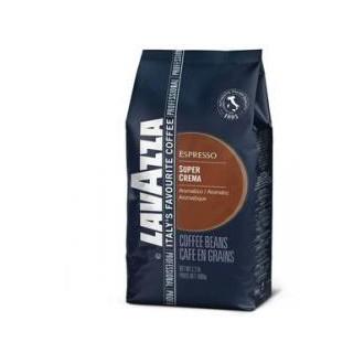 Zrnková káva - Lavazza Caffé Super Crema káva zrnková 1000 g