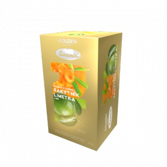 Čaj - Golden garden RAKYTNÍK | LIMETKA 20 sáčků