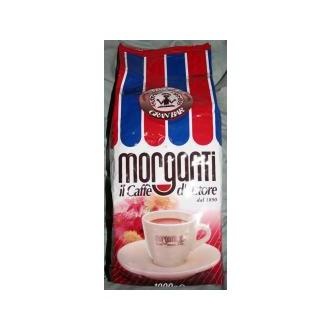 Zrnková káva - Káva zrnková Caffe Morganti Gran Bar 1000 g