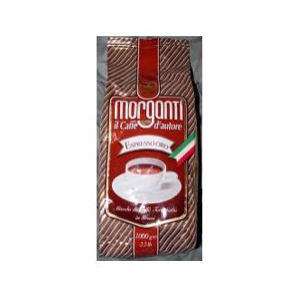 Zrnková káva - Káva zrnková Caffe Morganti Espresso Oro 1000 g