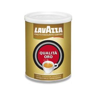 Mletá káva - Lavazza Qualita Oro káva mletá dóza 250 g