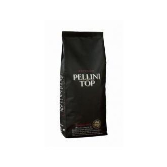Zrnková káva - Pellini TOP 100% arabika zrnková káva 1000 g