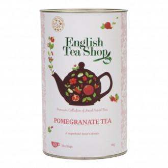 Čaj - ETS Shop čaj Granátové jablko a rooibos 60 sáčků