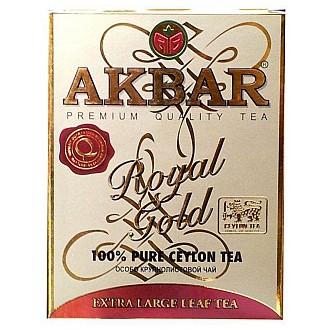 Čaj - Akbar Tea Royal Gold 80g