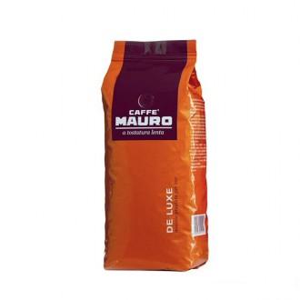 Zrnková káva - Mauro Espresso De Luxe káva zrnková 1000 g