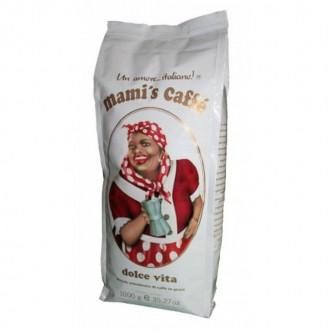 Zrnková káva - Mami's Caffé Dolce Vita káva zrnková 1000 g