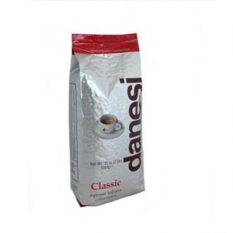 Zrnková káva - Danesi Caffe Classic káva zrnková 1000 g