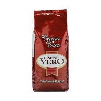 Zrnková káva - Caffe Vero Crema Bar káva zrnková 1000 g