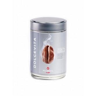 Zrnková káva - Manuel Caffé Dolce Vita zrnková dóza 250 g