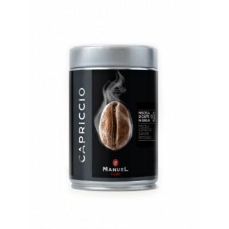 Zrnková káva - Manuel Caffé Capriccio zrnková dóza 250 g