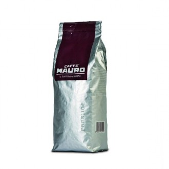 Zrnková káva - Mauro Espresso Prestige zrnková 1000 g