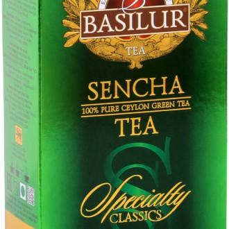 Čaj - Basilur Speciality Sencha nepřebal 25 ks