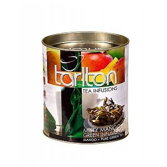 Čaj - Tarlton sypaný zelený Mango 100 g