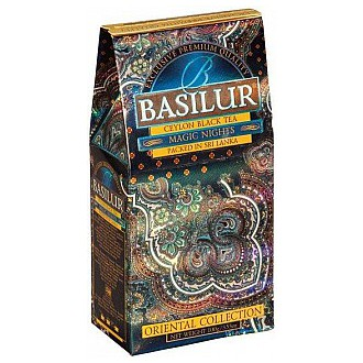 Čaj - Basilur Orient Magic Night 100 g