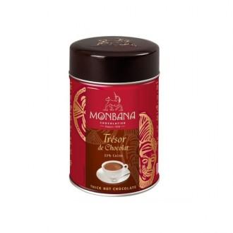 Horká čokoláda - Monbana horká čokoláda Tresor 250 g