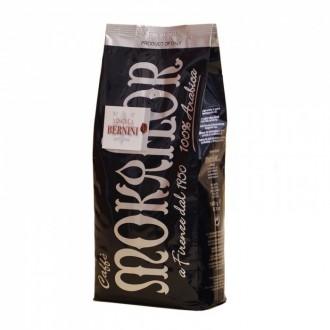 Zrnková káva - Mokaflor Bernini 100% Arabica káva zrnková 1000 g