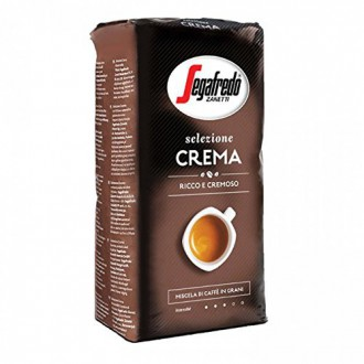 Zrnková káva - Segafredo Zanetti Selezione Crema káva zrnková 1000 g