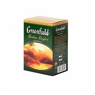 Čaj - GF Black Golden Ceylon papír 100 g