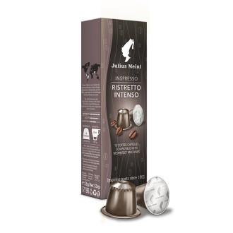 Kapsle - Nespresso - Julius Meinl INSPRESSO Ristretto Intenso kapsle pro Nespresso 10 ks