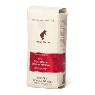 Zrnková káva - Julius Meinl No3 Guatemala Genuine Antigua káva zrnková 250 g