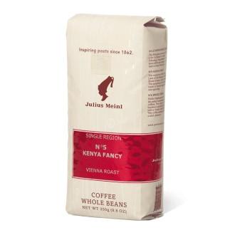 Zrnková káva - Julius Meinl No5 Kenya Fancy káva zrnková 250 g