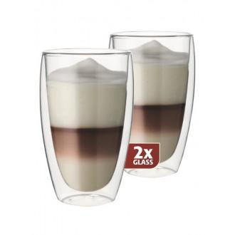 Příslušenství - Maxxo DG832 Latte termo sklenka 380 ml