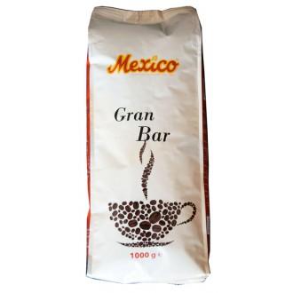 Zrnková káva - Mexico Caffé gran bar káva zrnková 1000 g