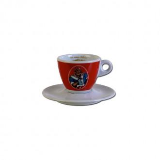 Příslušenství - Mami's Caffé šálek na espresso - červený