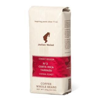 Zrnková káva - No2 Costa Rica Tarazzu zrnková káva 250 g