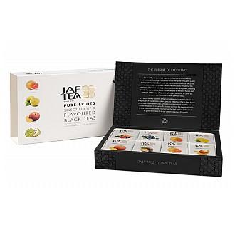 Čaj - JAFTEA Box Pure Fruits Collection Black 80 x 1,5 g