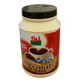 Horká čokoláda - Su Horká krémová čokoláda 1000 g
