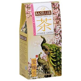 Čaj - BASILUR Chinese Jasmine Green papír 100 g
