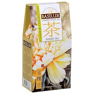 Čaj - BASILUR Chinese White Tea papír 100 g