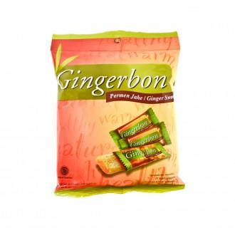 Chipsy + Bonbóny - Gingerbon Zázvorové bonbony 125 g