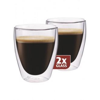 Příslušenství - Sklenička Maxxo Coffe termo s logem Vito Grande 235 ml