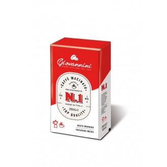 Mletá káva - GIOVANNINI káva mletá 250 g
