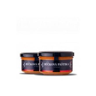 Čongrády - Bůčková paštika s chilli 160 g