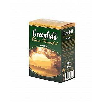 Čaj - GF Black Classic Breakfast papír 100g