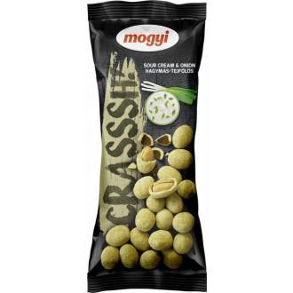 Oříšky + Ovoce - Arašídy CRASSSH! CIBULE - SMETANA 60 g